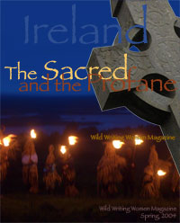 Wild Writing Women Magazine: Ireland, the Sacred and the Profane
