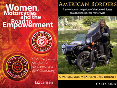 Women, Motorcycles, and the Road to Empowerment & American Borders