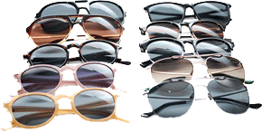 A dozen pairs of cheap sunglasses cost how much?!