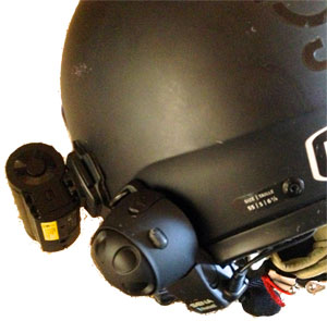 Schubert C3 Motorcycle Helmet with SENA and Contour camera mount
