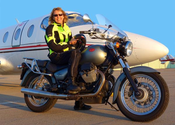 Carla King, TCX Infinity Adventure Boots, Moto Guzzi 1100 Stone Cruiser