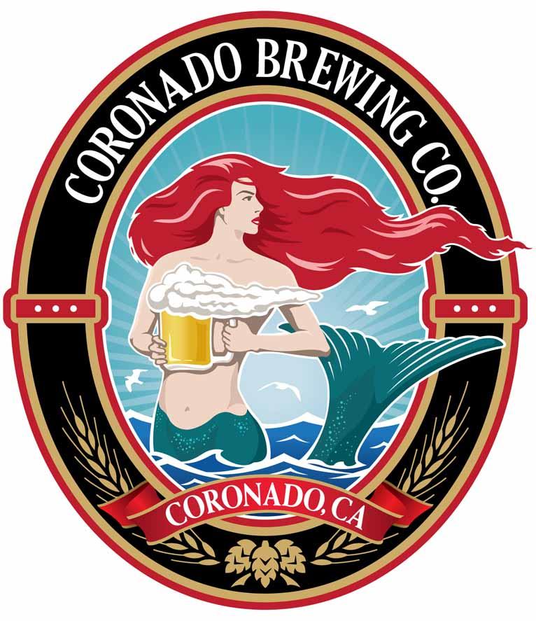 Coronado Brewing Company San Diego Logo