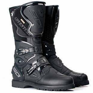 SIDI Adventure Gore-tex dual-sport adventure motorcycle boots