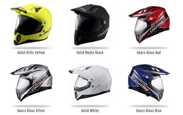 dual sport adventure helmet review ls2 mx453. Black Bedroom Furniture Sets. Home Design Ideas