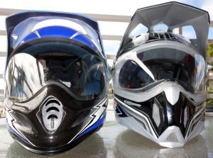 Arai XD-3 L2 MX453 Comparison