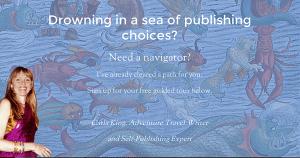 The adventurous indie author