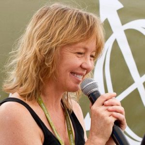 Carla King, speaking, Overland Expo