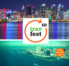 Meet Me at San Diego Travel Fest Sept 11-14, 2014