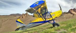 A motorcycle with wings: The SuperSTOL aircraft
