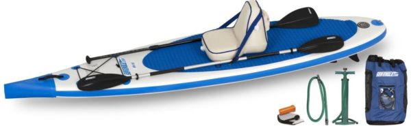 Get the kayak conversion kit and double your options