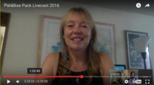 Paradise Pack 2016 Livecast