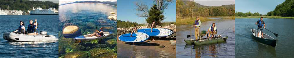 Sea Eagle Inflatable Boats