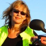 Carla King - motorcycle travel author