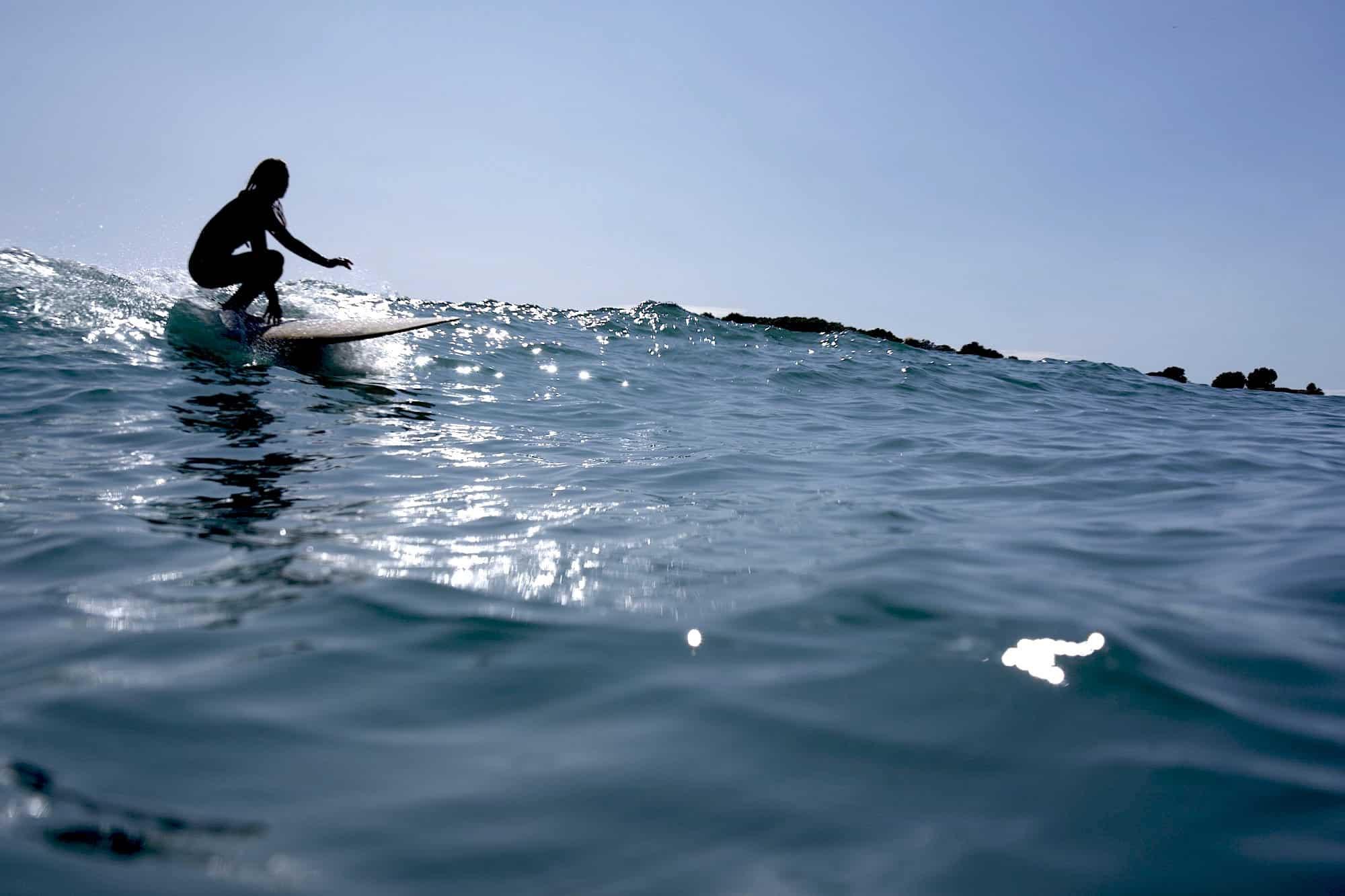 The origins of surfing