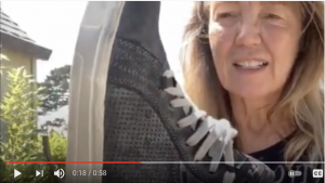 Carla King TCX Air Motorcycle Sneakers Boots Motorcycle Misadventures Minute