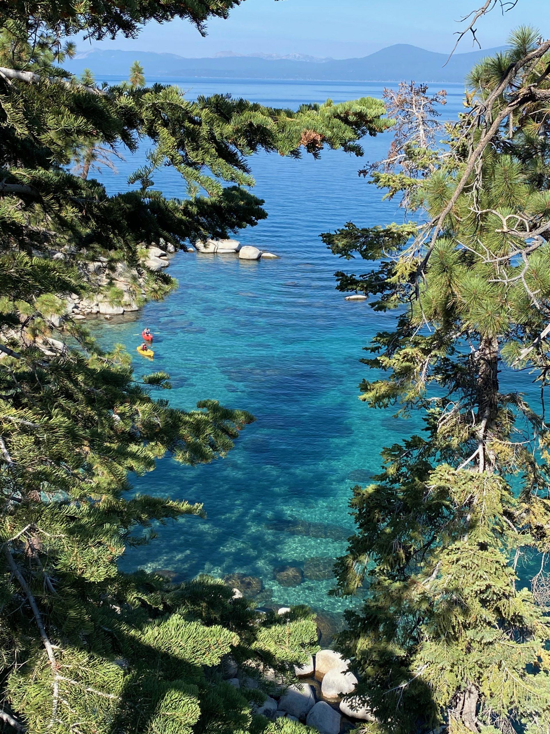 North Lake Tahoe Kayaking
